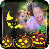 Halloween Photo Frames