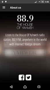 88.9 The House Of Yahweh- screenshot thumbnail