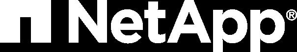 NetApp footer logo