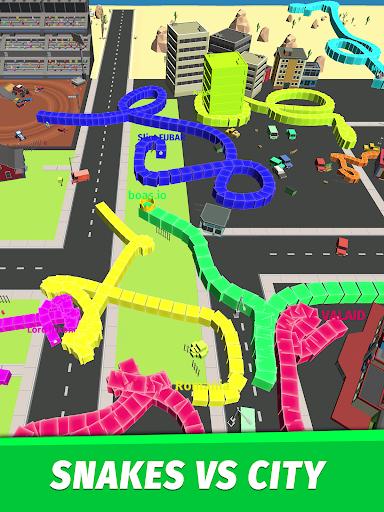 Boas.io Snake vs City 1.4.6 screenshots 13