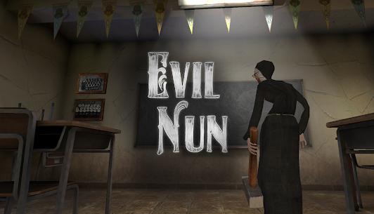 Evil Nun MOD Apk 1.7.2 (Doesn't Attack You) 1
