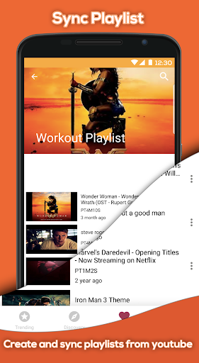 Floating Tube Popup Video Player for Youtube 1.0.8 screenshots 3