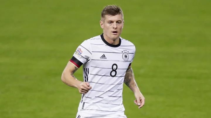 Toni Kroos là một nhân tố không thể thiếu của tuyển Đức
