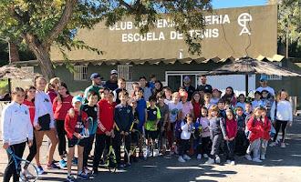 El Club de Tenis de Almería, un referente