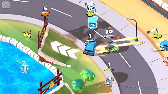 Crash of Cars 6