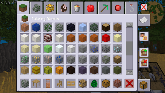 MultiCraft ― Build and Mine! 👍 8