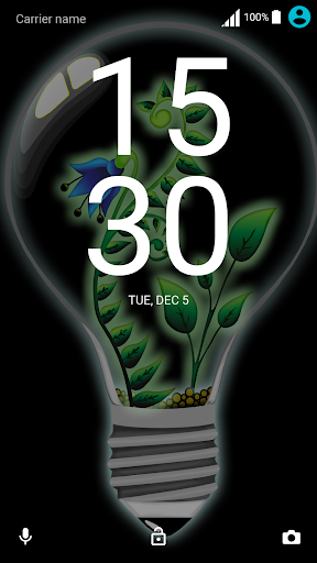 HB Light bulb XPERIA™ theme for PC