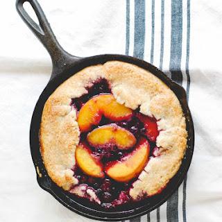 Rustic Summer Fruit Pie
