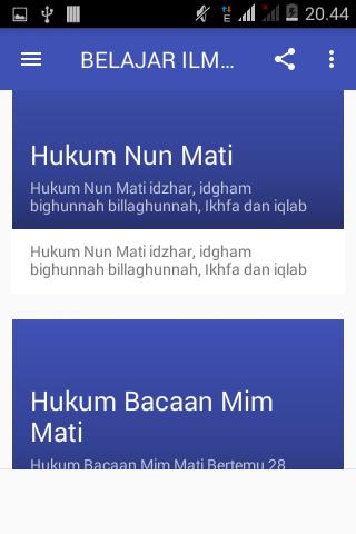 Download Belajar Ilmu Tajwid Google Play Softwares Addgnqmycr6e