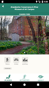 Brandywine Creek Greenway- screenshot thumbnail