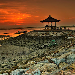 my time to shoot by KooKoo BreSyanatha - Landscapes Sunsets & Sunrises
