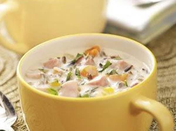 Wild Rice Chowder Recipe