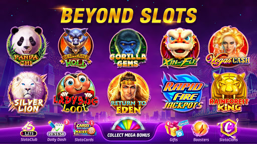 Slotomania Slots Casino screenshot 7