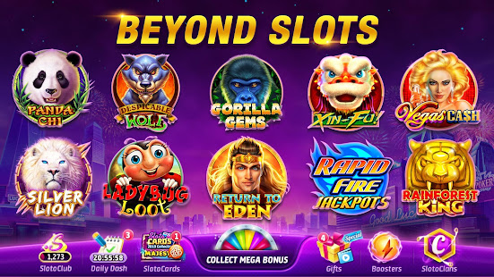 Game Slotomania™ Slots Casino: Vegas Slot Machine Games APK for Windows Phone