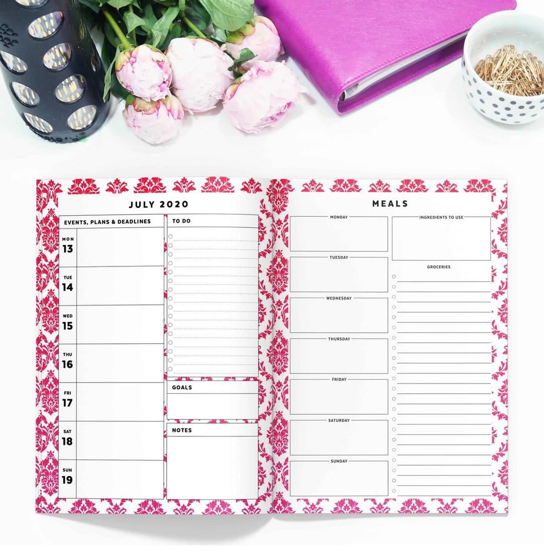 Confetti Saturday | Daily Planner