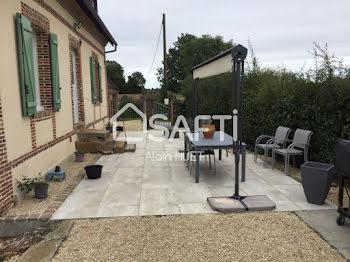 maison à Saint-Michel-Tuboeuf (61)