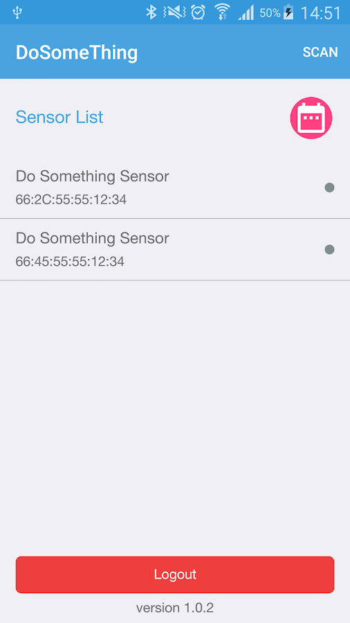 DoSomethingSensor- screenshot