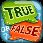 Vero O Falso Il Gioco Quiz Conoscenza Generale icon