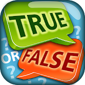 True Or False Fun General Knowledge Quiz Game App