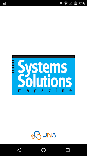 Systems Solutions Magazine