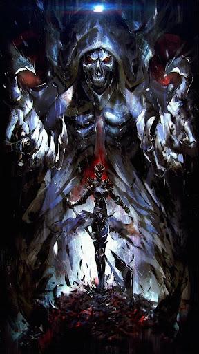 High Resolution Overlord Wallpaper Hd Gambarku