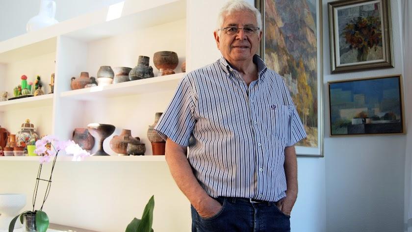 Narciso Espinar es un explorador de la historia y un apasionado de su tierra.