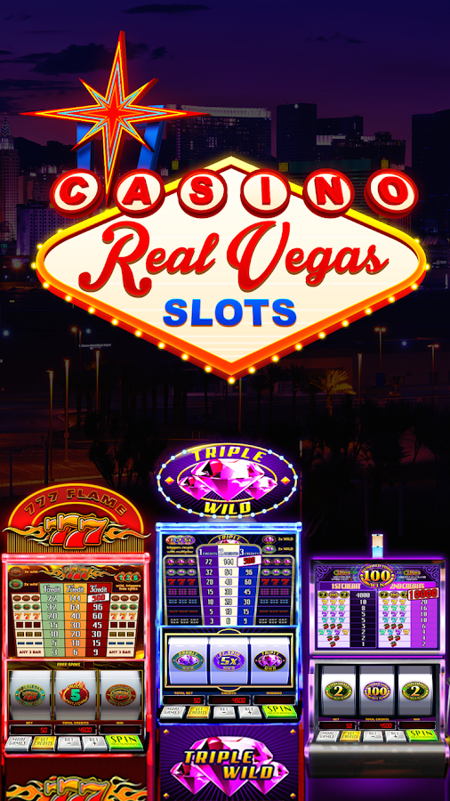 Real Vegas Slots  Free Casino  Android Apps On Google Play