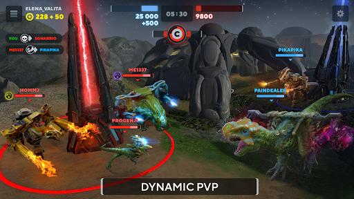 Dino Squad: TPS Dinosaur Shooter screenshots 1