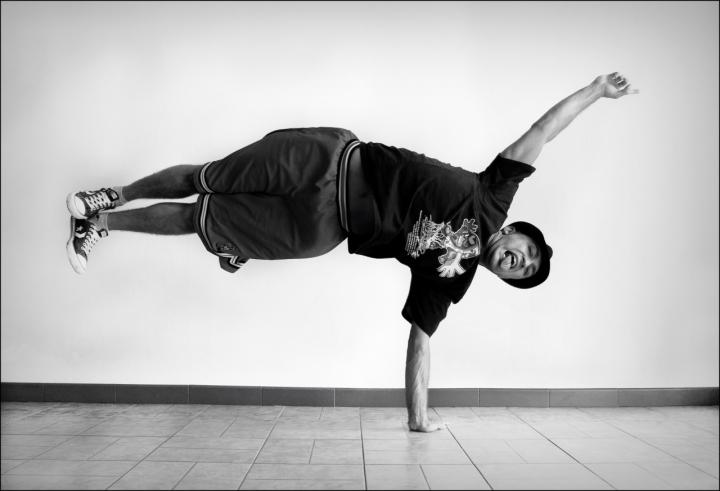 Breakdance sport e cultura... di DEX82