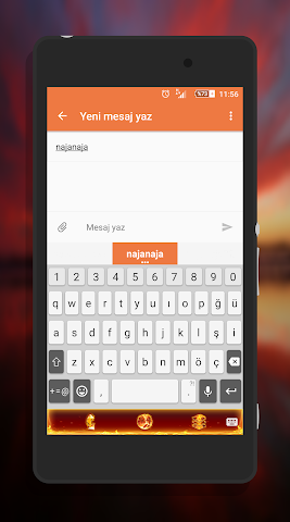 android Fever XpeRian Theme Screenshot 6