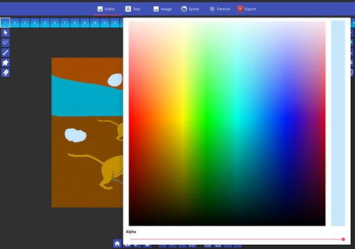 Toon 2D - Make 2D Animation  screenshots 11