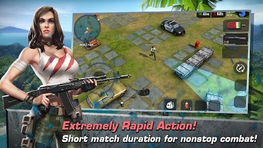 Arena Of Survivors MOD (Unlimited Bullets) 1