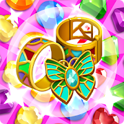 Jewel Witch - Best Funny Three Match Puzzle Game