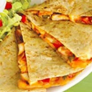 Low Calorie Chicken Quesadilla Recipes.