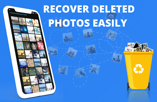 Deleted Photo Recovery App Restore Deleted Photos screenshot 1