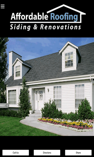 Affordable Roofing Siding