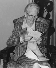 Photo: Flora Franks Jan 1984 age 96