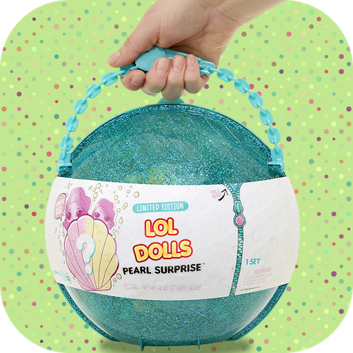 Lol Dolls Game - lol Pearl Surprise for PC