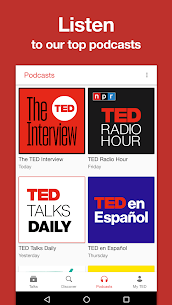 TED App Latest Version Download For Android and iPhone 5