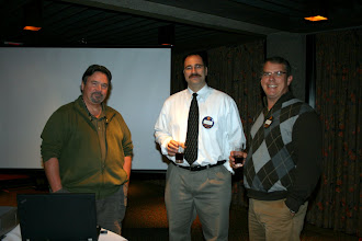 Photo: Bill McCartney, Steve Moons, Ed Cassidy