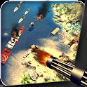 Gunship battle Strike 3d icon