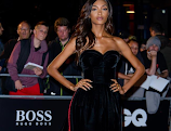 Jourdan Dunn loves watching Hollyoaks
