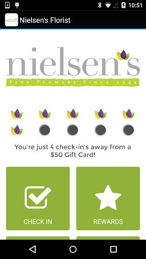 Nielsens Florist Garden Shop