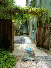 Photo: All classes by appointment at the studio  classes available for groups off site too. contact me jill@saorisantacruz.com Peaceful weaving in the redwoods 831-216-6363