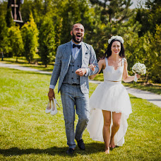Wedding photographer Evgeniy Chernomor (Chernomor). Photo of 27.09.2017