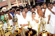 Photo: MY Religion & caste : Hindu,Ezhava(SNDP) .(in picture shown our GENERAL SECRETARY 'Sri.vellapally natesan muthalali