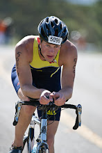 Photo: Cal had a strong team of triathletes racing both the mens and womens race.