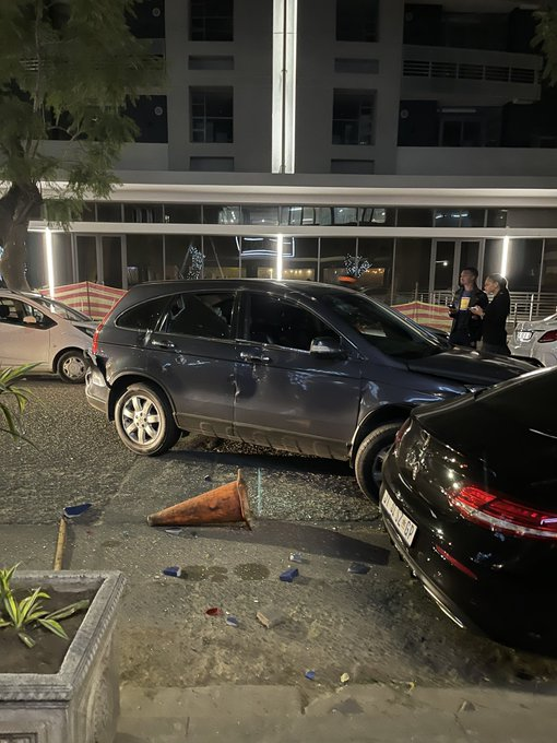A 33-year-old man who went on the rampage on Friday night at News Café in Rosebank will appear in court this morning.