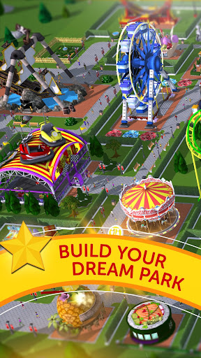 RollerCoaster Tycoon Touch - Build your Theme Park 2.8.0 screenshots 1