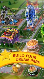 RollerCoaster Tycoon Touch APK screenshot thumbnail 5